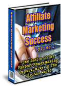 Affiliate Marketing Volume 1