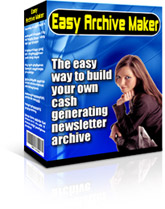 Easy Archive Maker