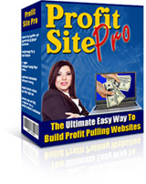 Put an end to your struggles with web design - Profit Site PRO