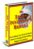 Ezine Publishers Manual