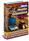 Web Traffic Explained Volume II